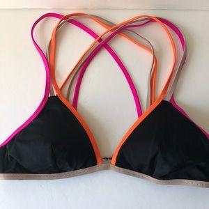 Victoria's Secret Strappy Back Bikini Top
